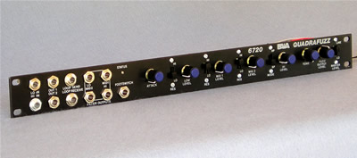6720KP Quadrafuzz (minus US-type power source)
