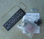 9505KFPA Theremax Theremin Electronic Kit (no case: 9505K) + Front Panel and Antenna Set (9505FPA)