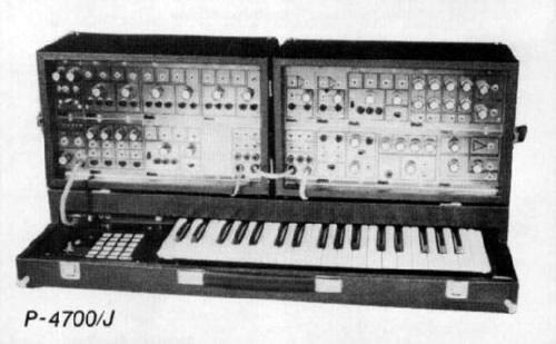 P4700/J Synthesizer