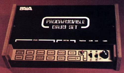 Programmable Drum