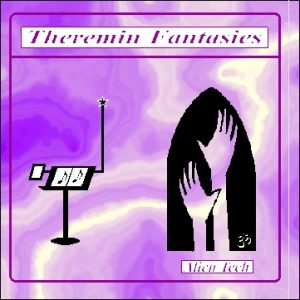 Theremin Fantasies Cover